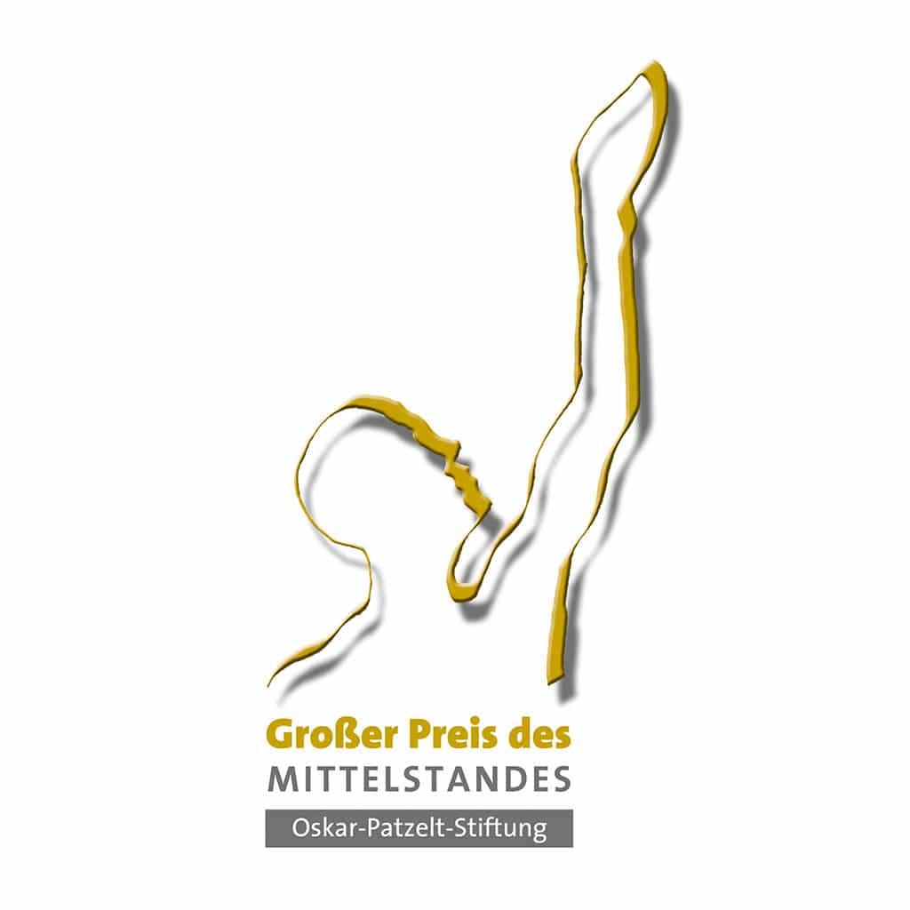 Onderscheiding Großer Preis des Mittelstandes voor Schwank GmbH.