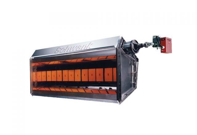 Productfoto lichtverwarming primoSchwank van de firma Schwank.