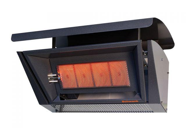 Productfoto van de terrasverwarmer lunaSchwank van Schwank.