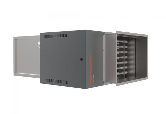 SchwankAir XTR-C luchtverwarmer