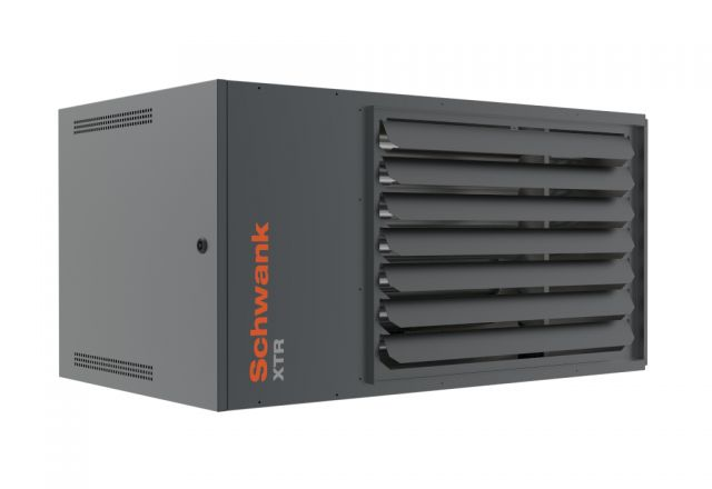 SchwankAir XTR-H luchtverwarmer